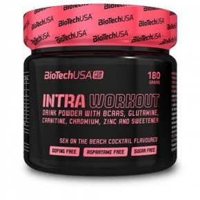 BioTech USA Intra Workout pina colada (for her)